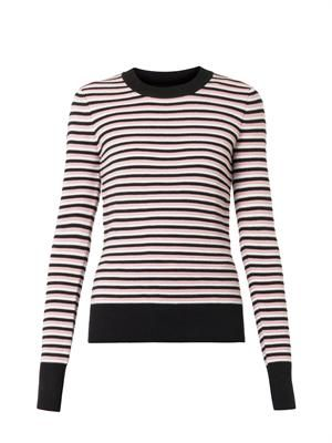 Pye striped merino wool sweater