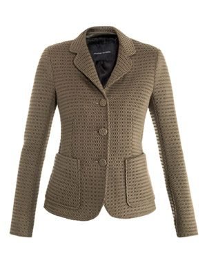 Windsor mesh tailored jacket