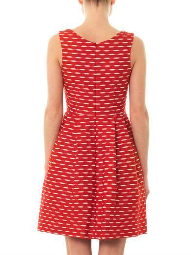 Jonathan Saunders Alba jacquard dress