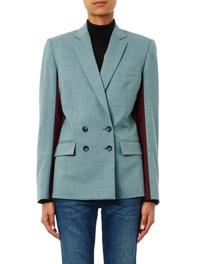 Jonathan Saunders Michaela double-breasted wool jacket