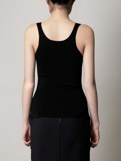 Jonathan Saunders Jacqui knitted vest
