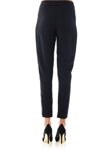 Jonathan Saunders Irma Klein bi-colour trousers