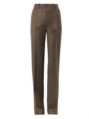 Brugge wool tailored trousers