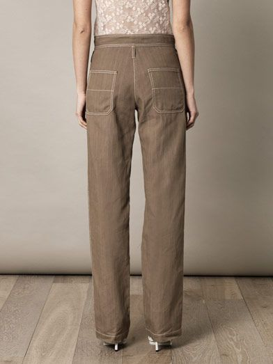 Vanessa Bruno High-waisted wide-leg trousers