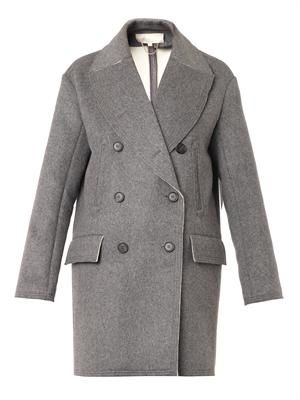 Betim double-faced wool coat