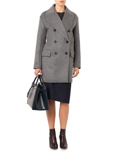 Vanessa Bruno Betim double-faced wool coat