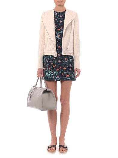 Vanessa Bruno Lagoon floral-print dress