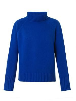 Bibacier wool-blend sweater
