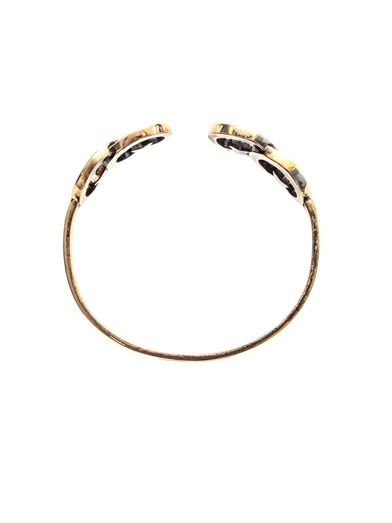 J Dauphin Chrystal water bangle