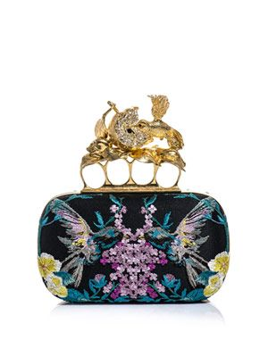 Hummingbird Knucklebox clutch