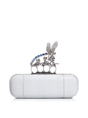 Dragonfly Knucklebox clutch