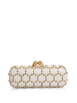 Honeycomb studded clutch