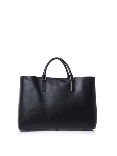 Anya Hindmarch Featherweight Ebury leather tote