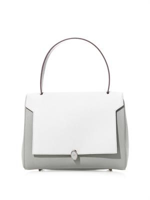 Deconstructed Bathurst leather tote