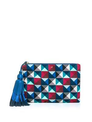 Eye twister Courtney clutch