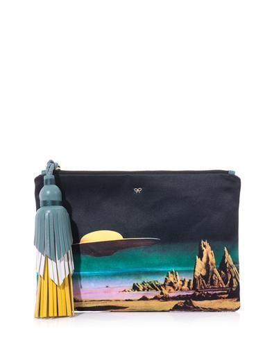 Anya Hindmarch Courtney Star Cruiser clutch