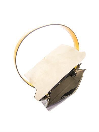 Anya Hindmarch Bathurst leather shoulder bag