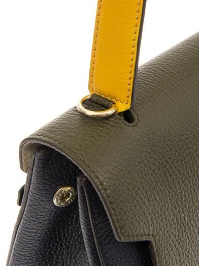 Anya Hindmarch Bathurst leather shoulder bag