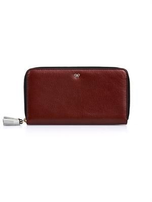 Hadlow leather wallet