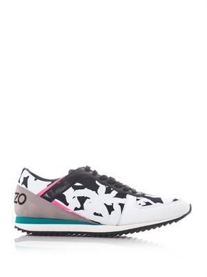 Palm-print trainers