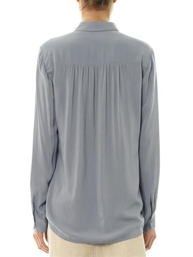 L'Agence Long-sleeved blouse