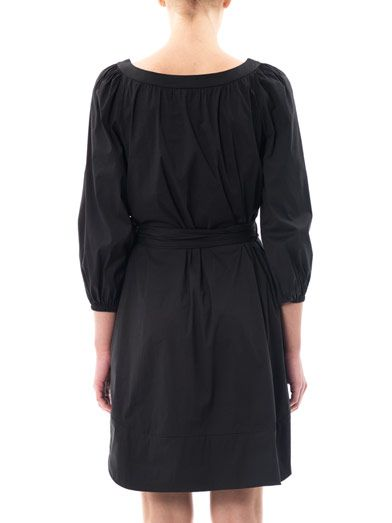 L'Agence Stretch-cotton dress