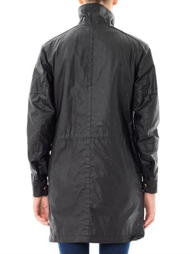 Belstaff Racemaster waxed-cotton coat