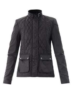 Aynsley lightweight quilted coat