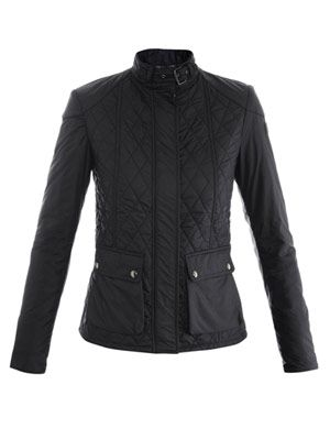 Aynsley quilted jacket