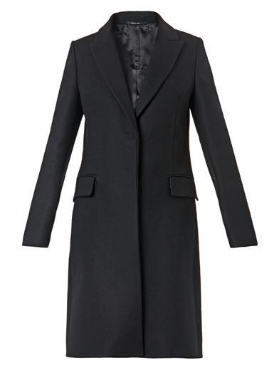 Maison Martin Margiela Tailored wool coat
