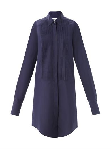 Maison Martin Margiela Tuxedo shirt dress