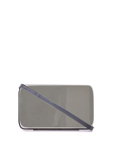 Maison Martin Margiela Metal box clutch