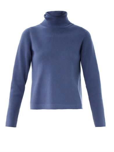 Maison Martin Margiela Roll-neck sweater