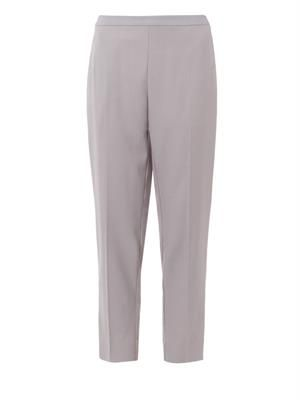 Enver cropped trousers