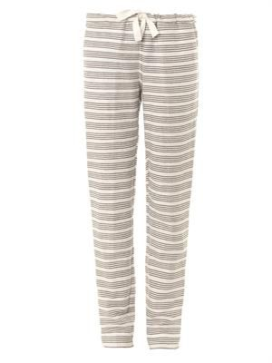 Samara striped trousers