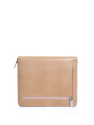 Leather iPad© case