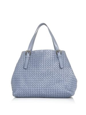 Intrecciato woven bag
