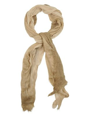 Degrade silk scarf