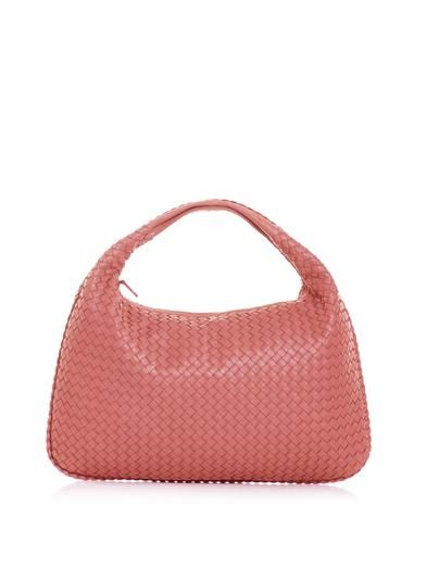 Bottega Veneta Veneta intrecciato leather tote