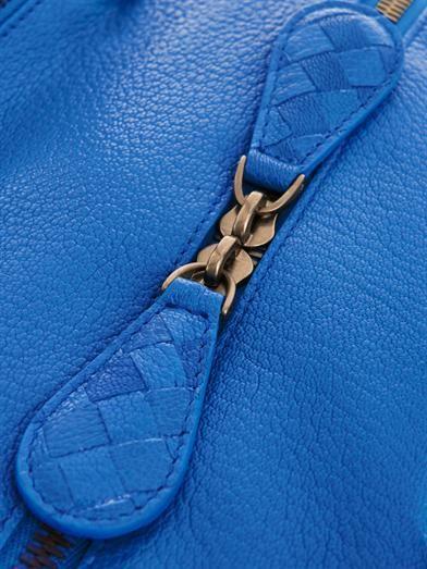 Bottega Veneta Brera double-handle leather tote