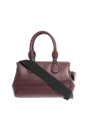 Ducale leather tote