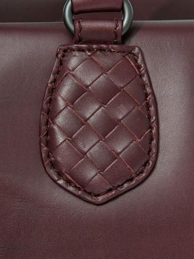 Bottega Veneta Ducale leather tote