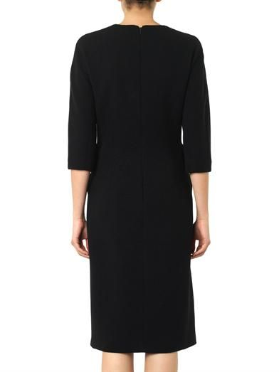 Bottega Veneta Bi-colour panelled dress