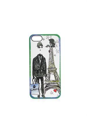 Alber Elbaz sketch iPhone®5 case