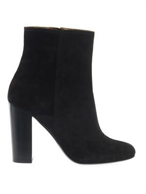 Sona suede ankle boots