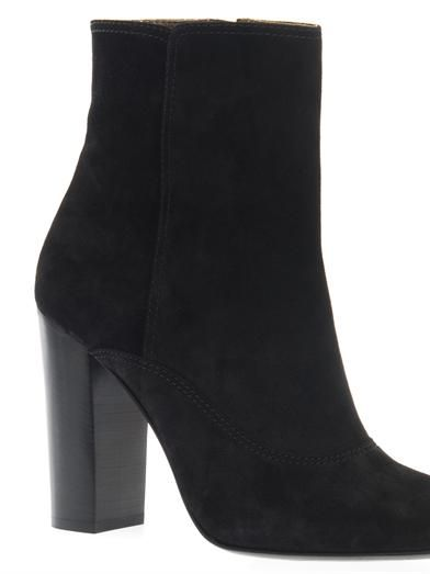 Lanvin Sona suede ankle boots