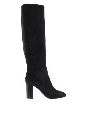 Sona suede over-the-knee boots