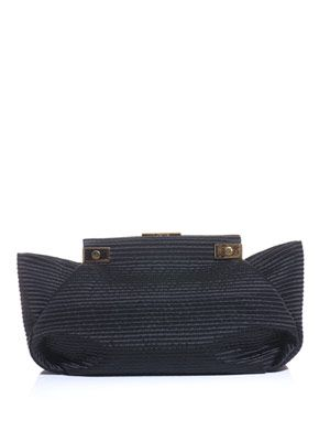 Japanese ruched clutch