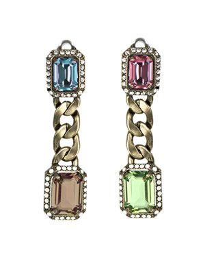Vintage-look earrings