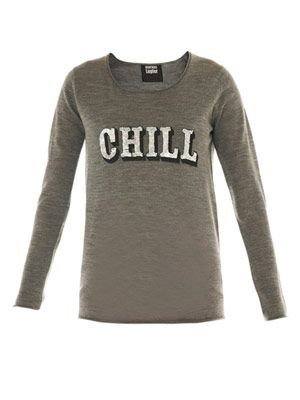 Sequin Chill sweater